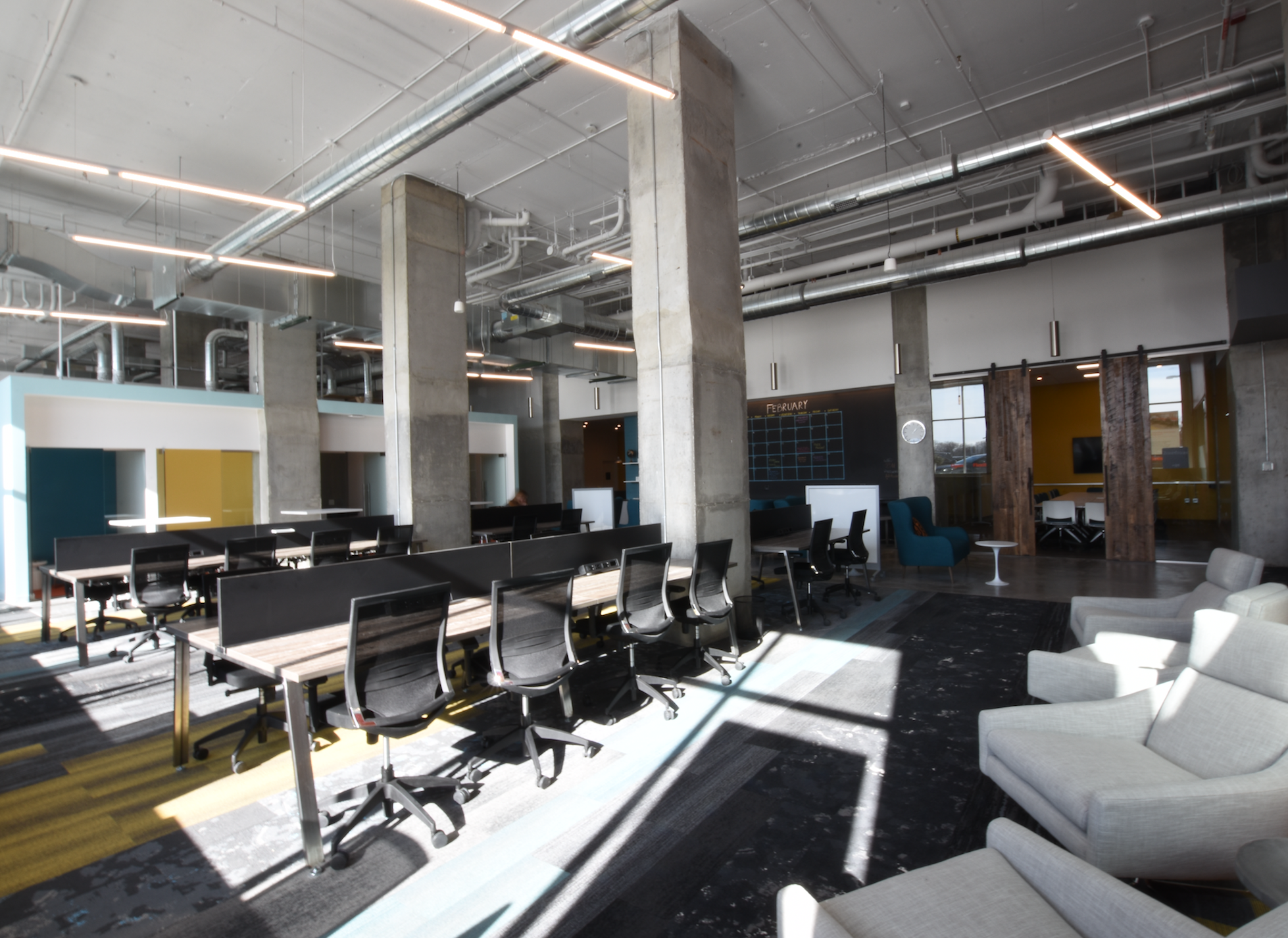 Coworking design packages - build your own coworking space with our detailed consulting packages
