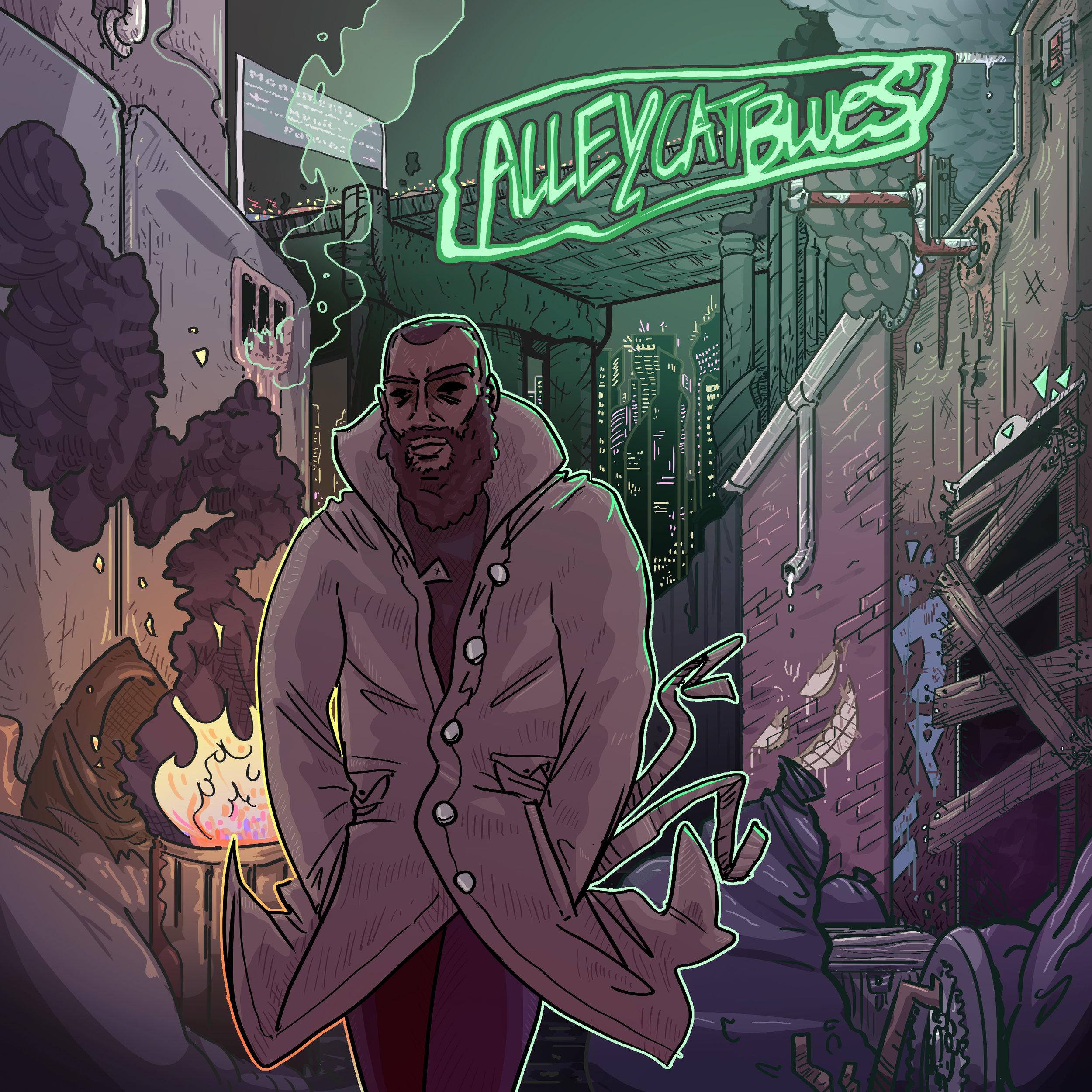 """ALNBLS """"Alley Cat Blues"""""""