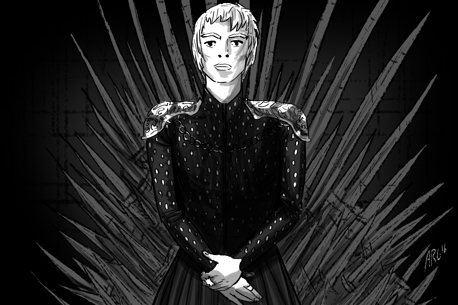 Cersei Lannister -  Long May She Reign