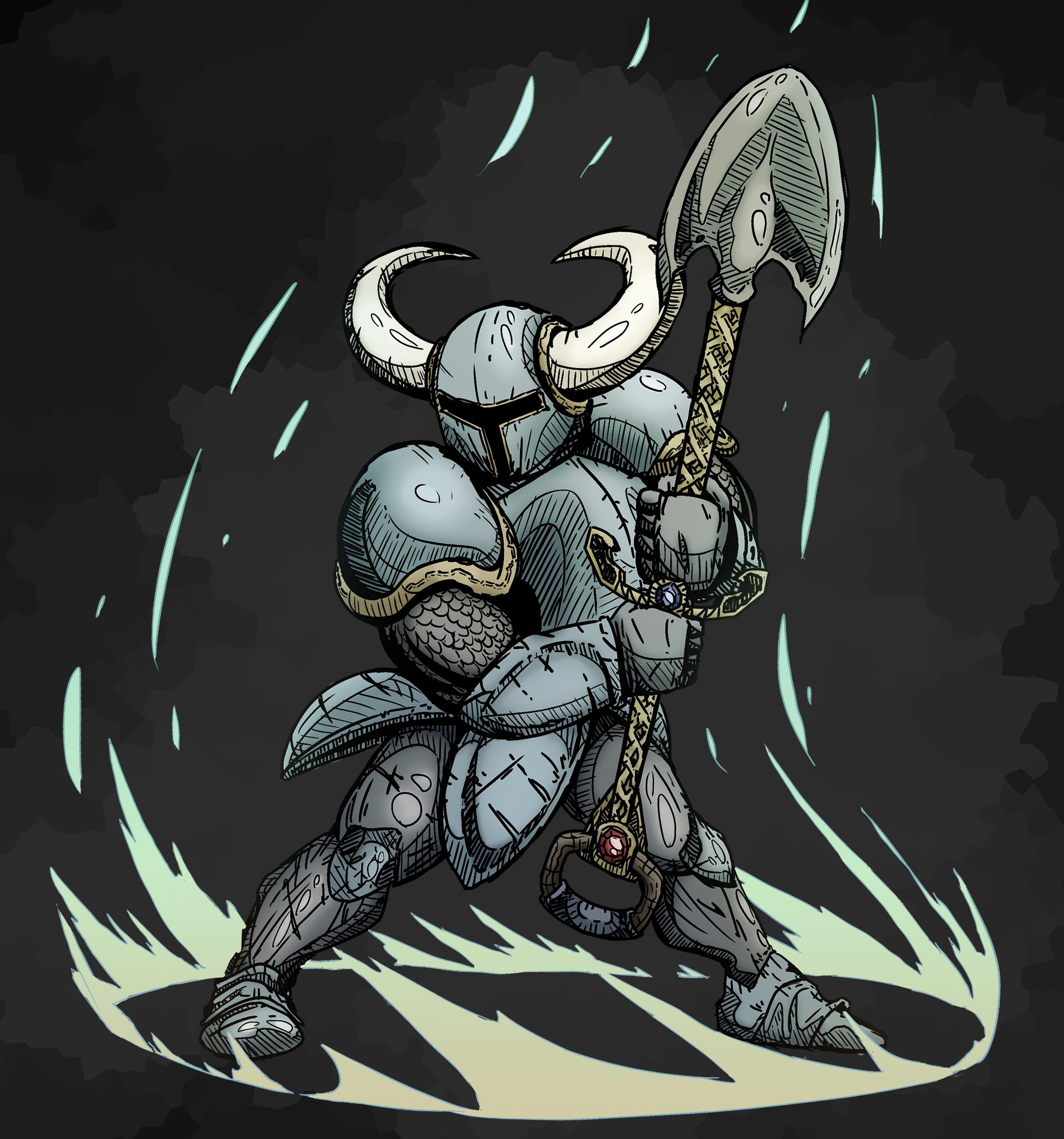 Shovel Knight - Power Up!