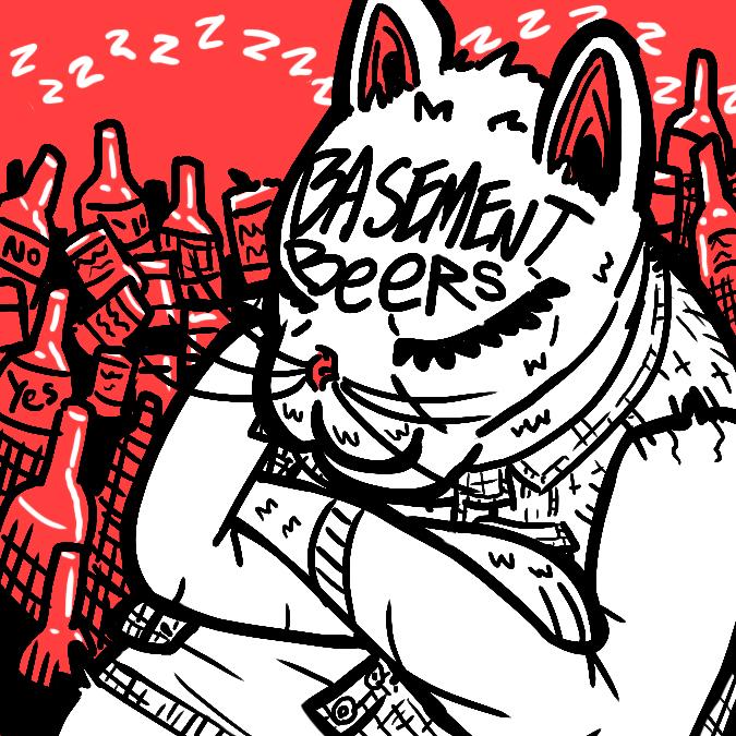 """Basement Beers - """"Catnap"""""""