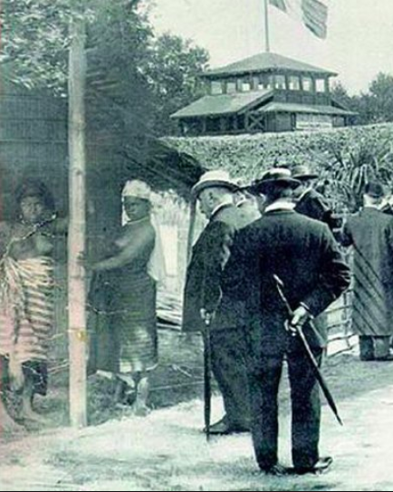 Making connections to deep points of understanding in history, such as the horrifically racist Human zoos of the 19th century, are easily connected and synthesized when connected to student's experiences.