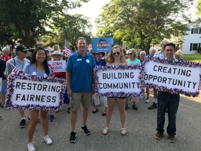 Values supported by the Waukesha County Democratic Party.