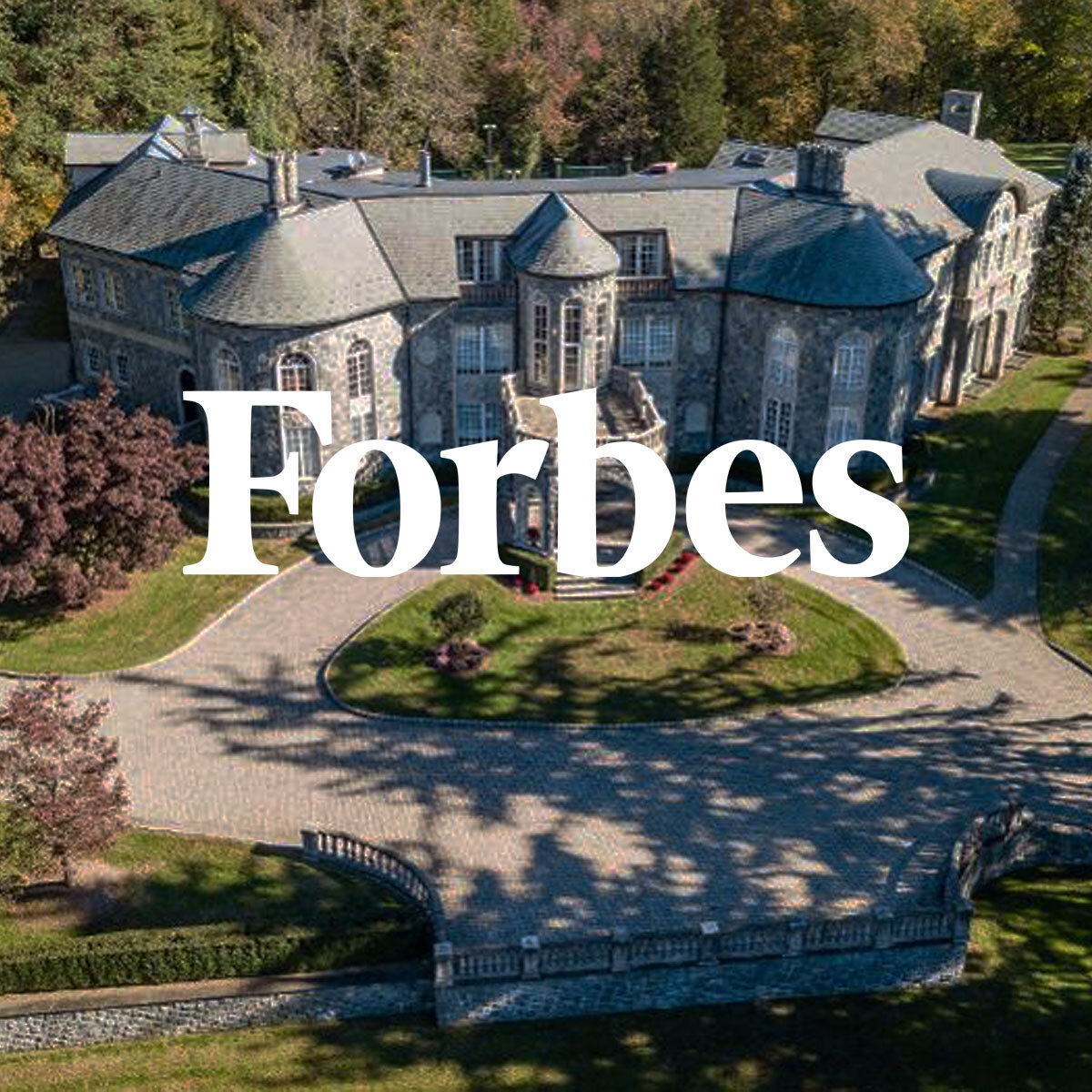 Get Your Bids Ready: New Jersey Home Inspired By Russia's Winter Palace Is Set For Auction