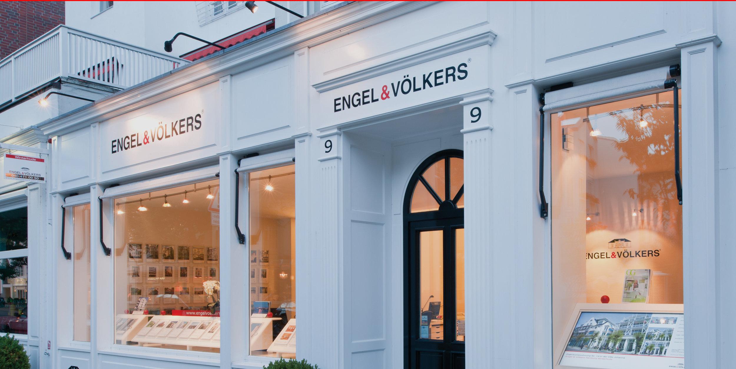 We are Engel & Völkers -