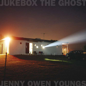 Jukebox the Ghost /Jenny Owen Youngs (SPLIT 7″) - March 12, 2009
