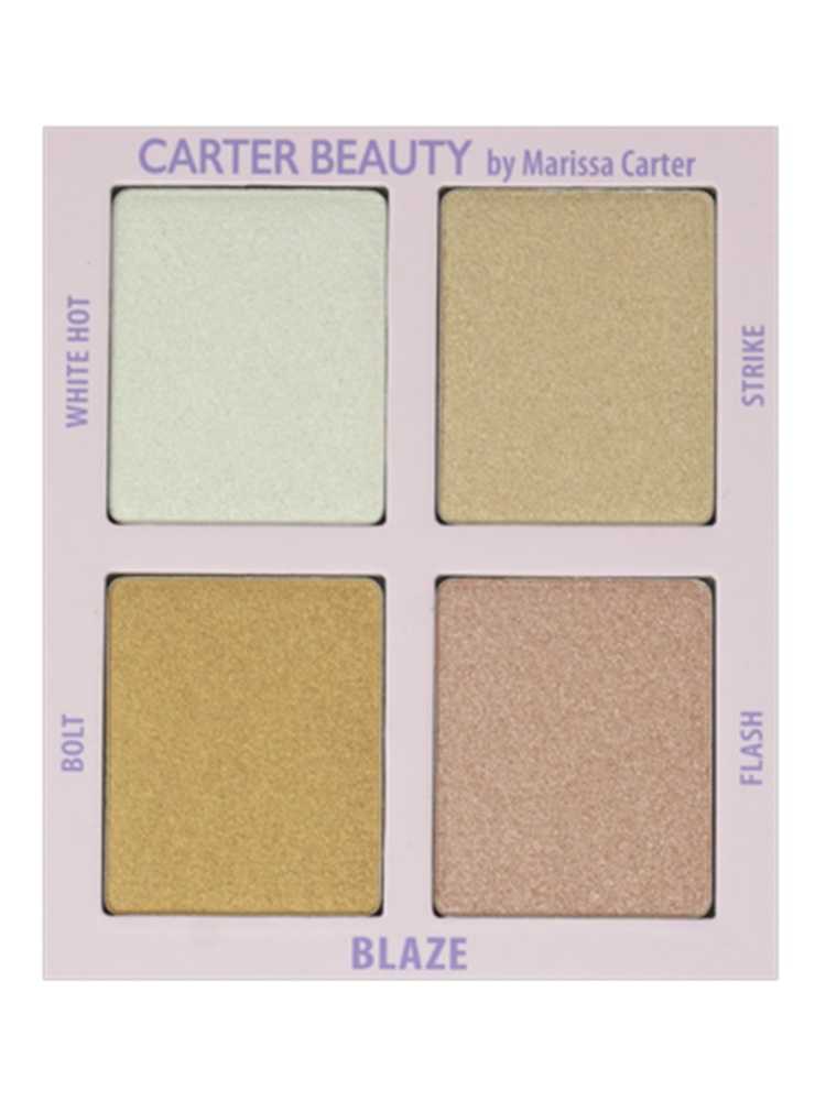 Carter Beauty Blaze Highlighter Palette