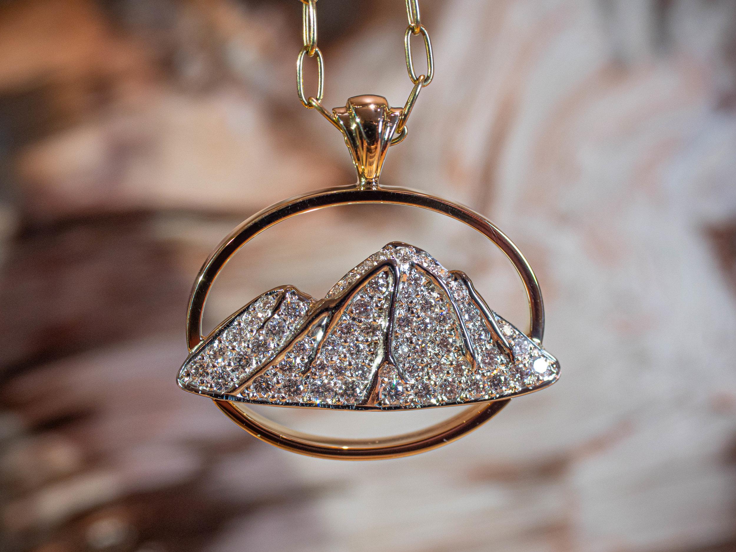 Mount Shasta Jewelry