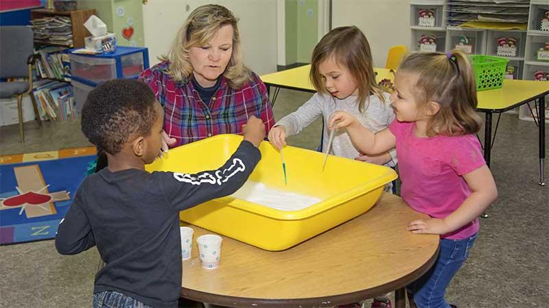 School & Daycare Class