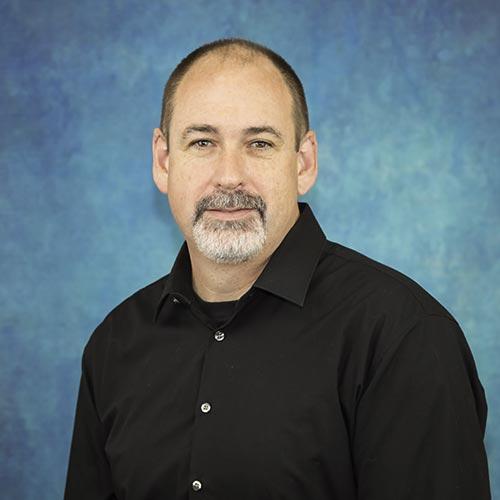 Pastor Jeff Huntington
