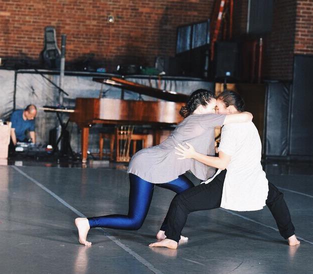 Kate Weare Rep - Bates Dance Festival