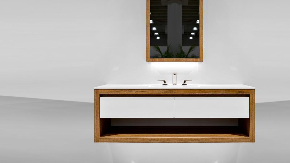 Furniture Guild Wall Mount Vanity