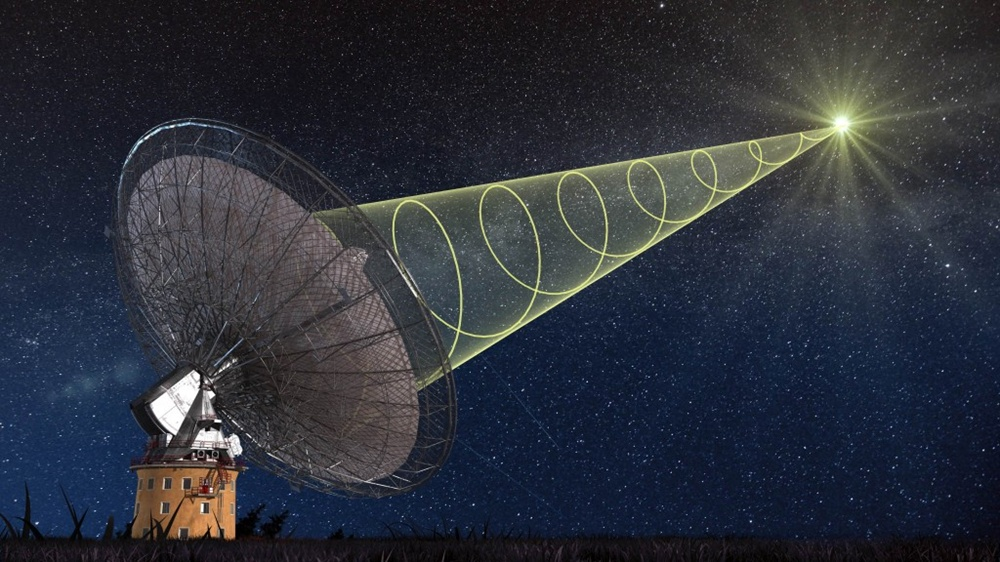 Fast Radio Bursts - Mysterious bursts of radio light that last only a few milliseconds and have an origin that is yet unknown.