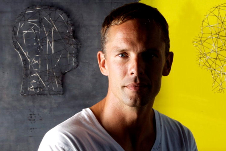 Stefan Daiberl Artist Portrait Study