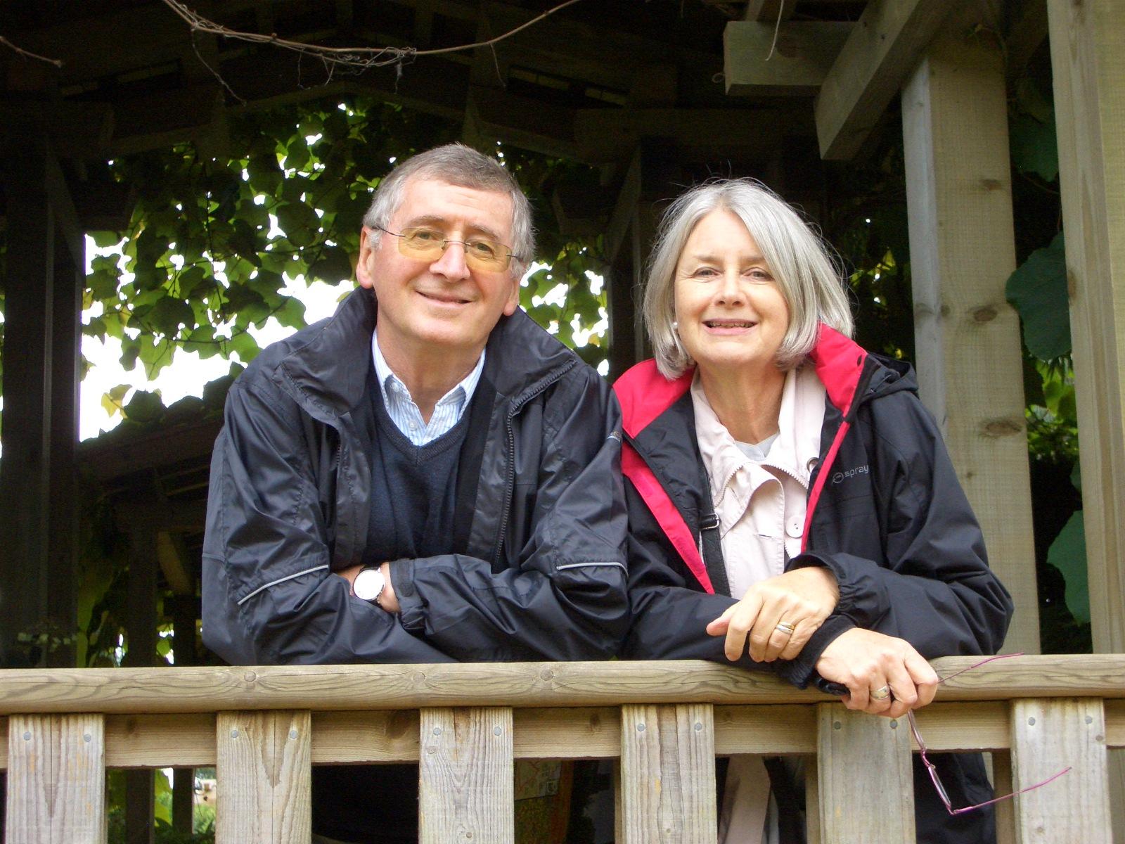 Bernie and Jo Dodd