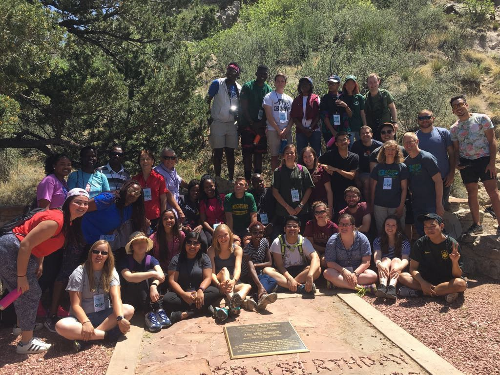 GSP Friends at Glen Eyrie