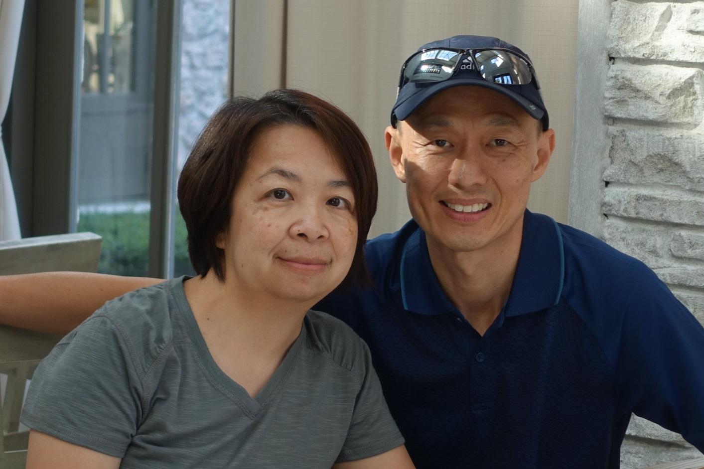 David and Shiaw Lee Ng