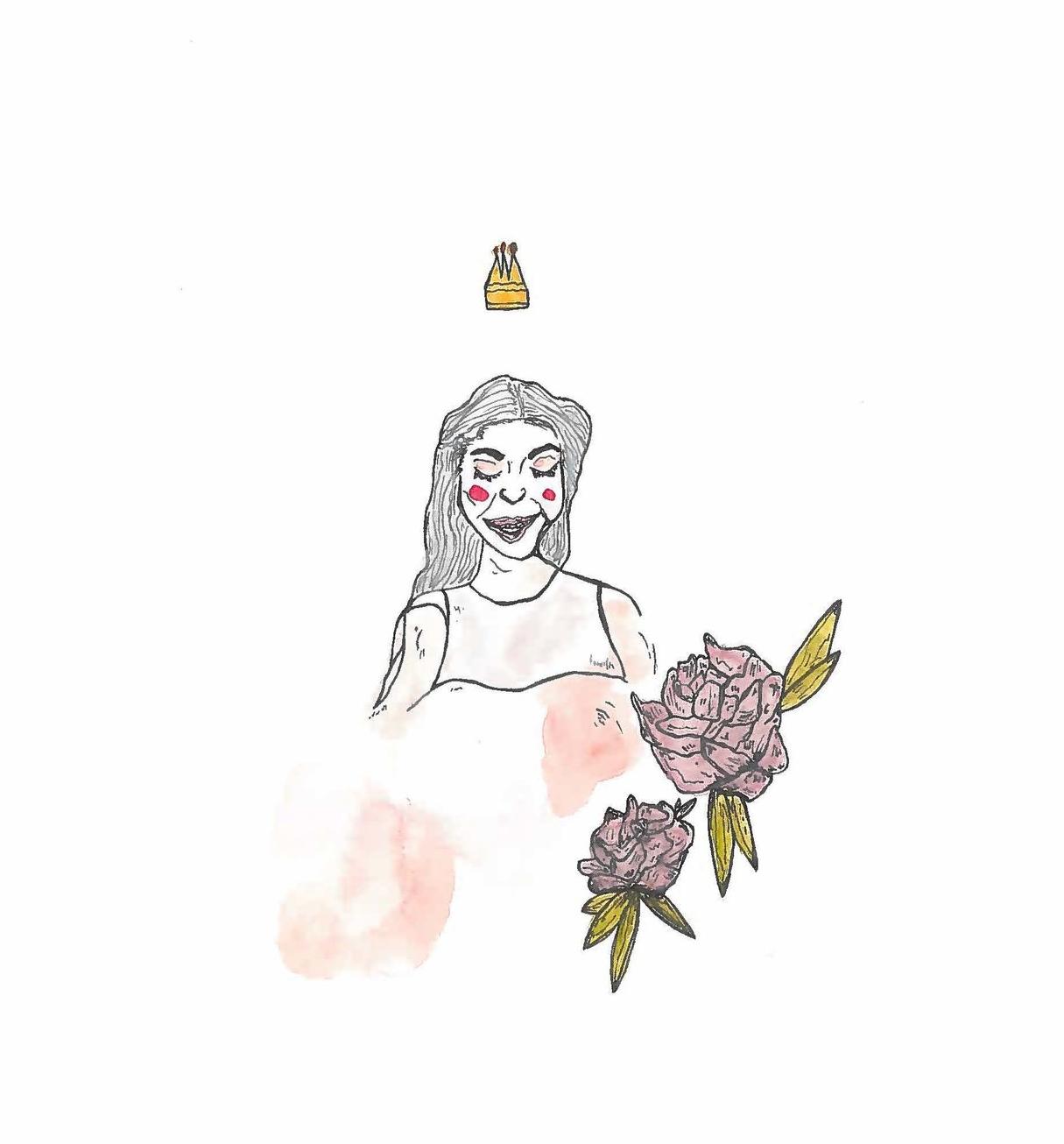Woman w Flowers & Crown.jpg