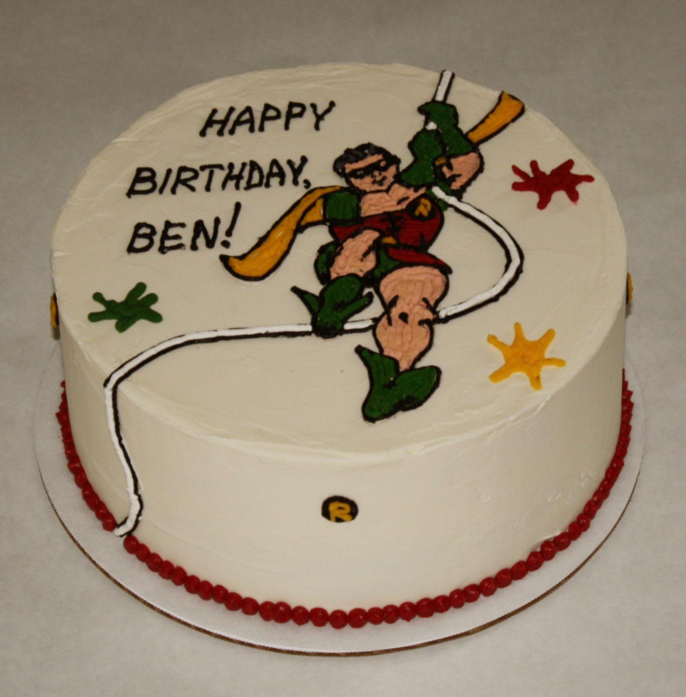 Holy Birthday, Batman!