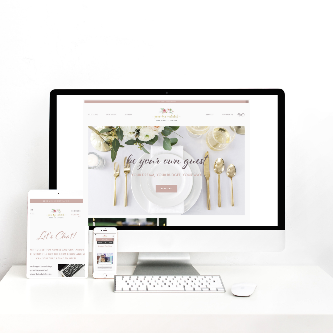 Squarespace Website Designer Meredith Wolf