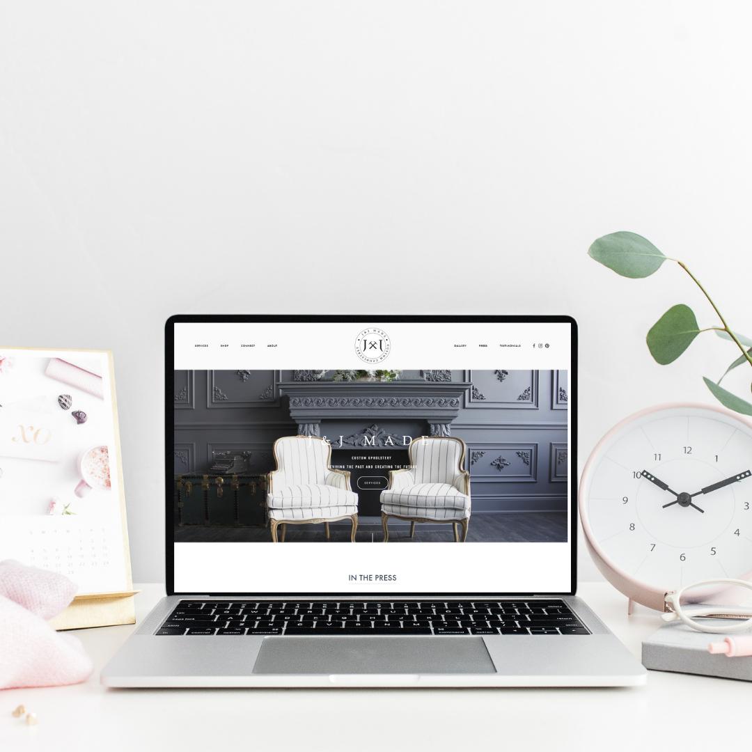 Website Designer and Branding Designer Cambridge Ontario