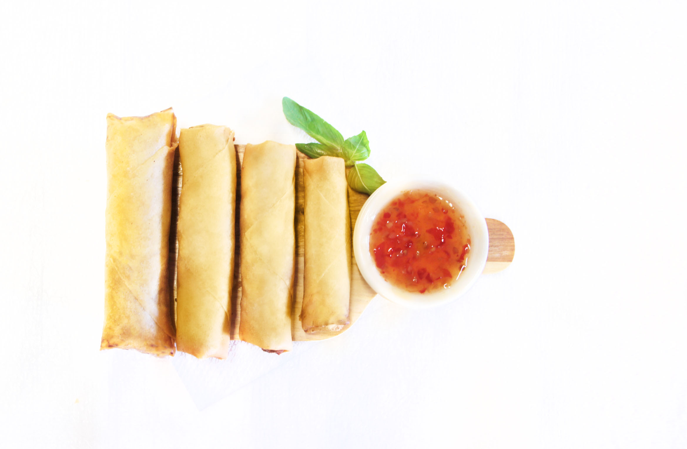 Kerko Spring Rolls - Our spring rolls come in a range of flavours and sizes and are perfect as an appetiser for any occasion.