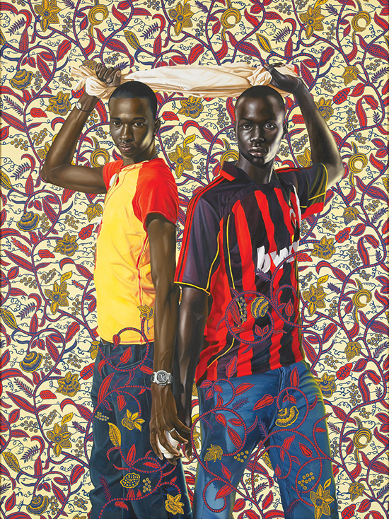 Kehinde Wiley AC Milan