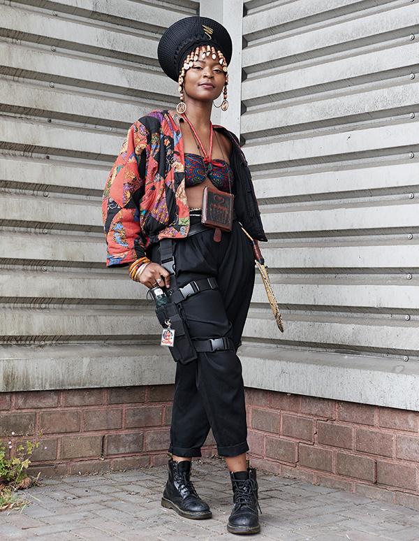 Black Women Rocked at Afropunk.