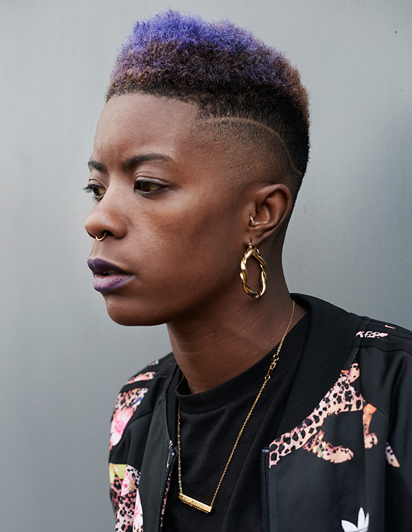 Hairstyles At Afropunk London