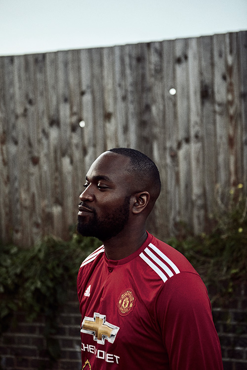 Custom Manchester United Jersey -  @Exhibit69
