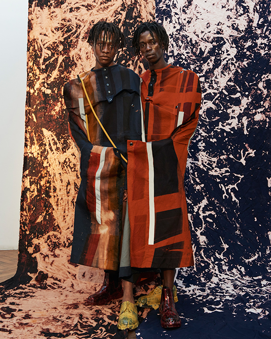 All Clothing & Shoes: Cathrine Dennis at Hundred Showroom