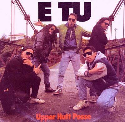 Upper Hutt Posse's 'E Tu'