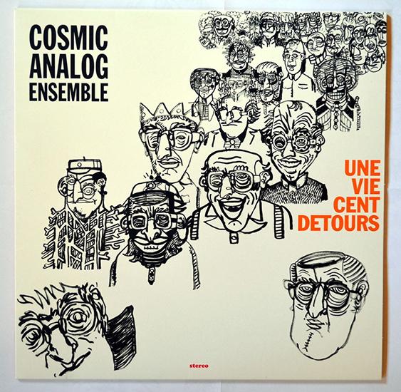 Cosmic Analogue Ensemble