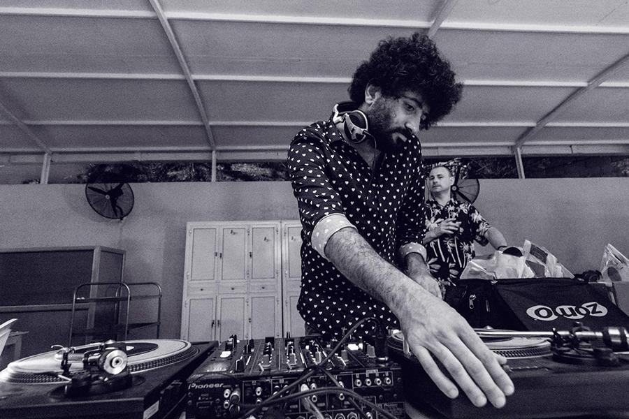 DJ Ernesto Chahoud