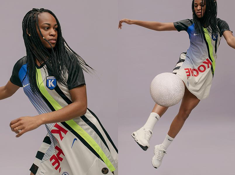 Christelle Kocher x Nike