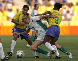 Joey taking on former Brazilian peers!