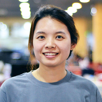 Hayley Zhang   Supply Chain Manager