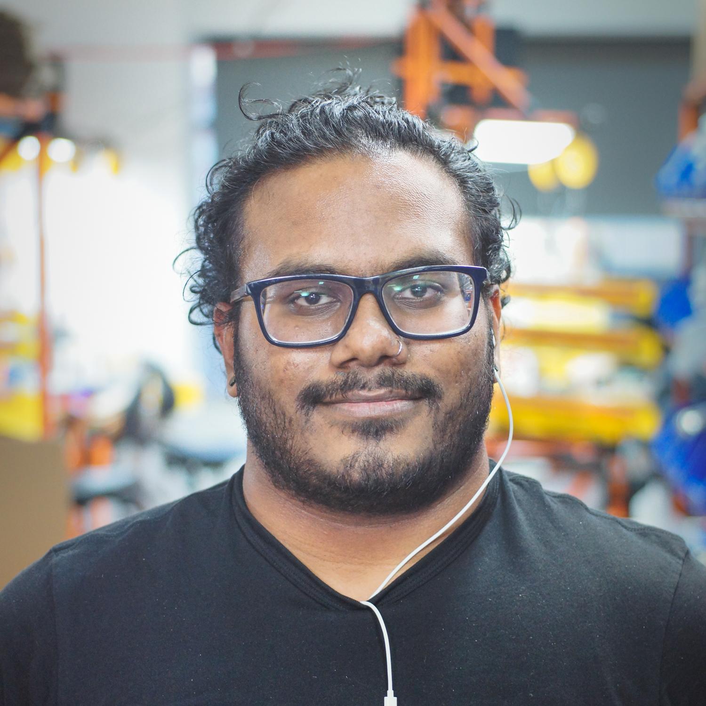 Jeremy Apana  Production Technician