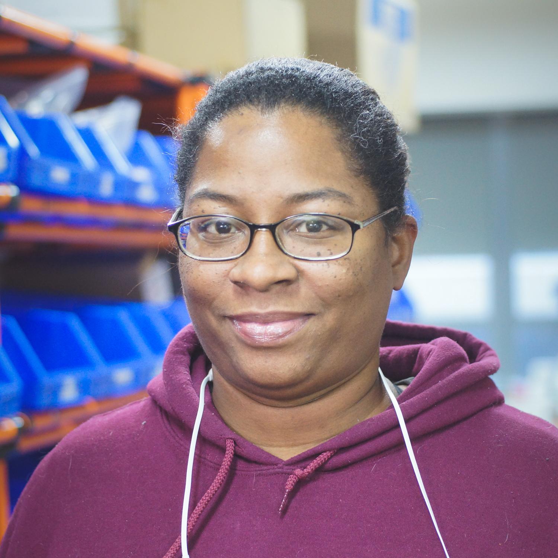 Alissa Carreras  Production Technician