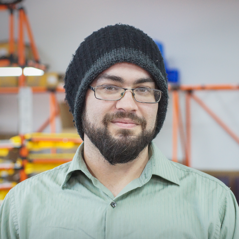 Chris Patino   Production Technician