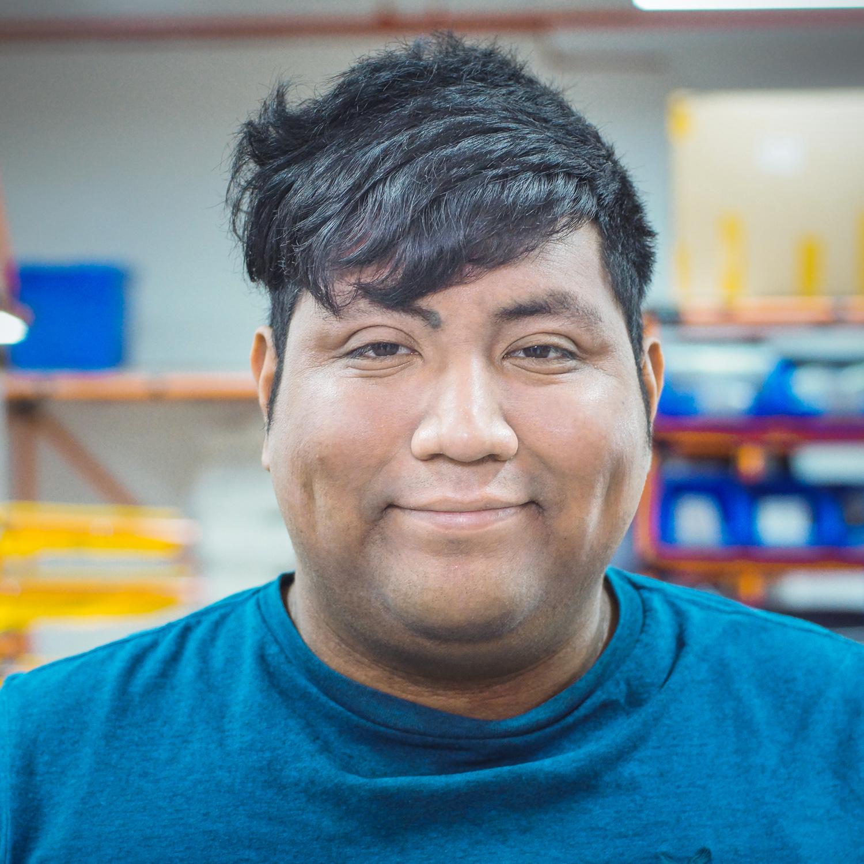 Edwin Ascencio  Production Technician
