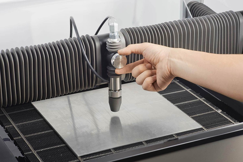 $7,499 Desktop Water Jet Cutter | WAZER | Order Now | wazer com