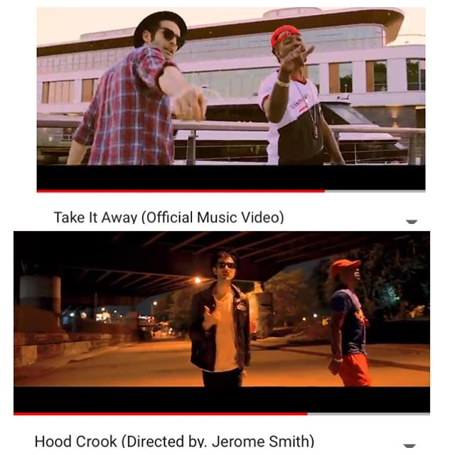 "Have y'all checked out the two new music videos for the songs ""Take it away"" and ""Hood Crook"" yet? BOTH feature myself and the one and only @iamdonjuan and BOTH are produced and directed by the jack of all trades aka Superman himself @jsakathebest and BOTH are from the collaboration #glasshouse OUT NOW on all platforms🤘 check em out on YouTube and let me know what you think!  #AdamE #AdamEproject #music #LTD  #musician #musicians #musicproducer #musicvideo #musicman #musicismylife #musicianlife #musicmonday #musicstudio #love #instagood #me #tbt  #cute #follow #followme #photooftheday #happy #tagforlikes"