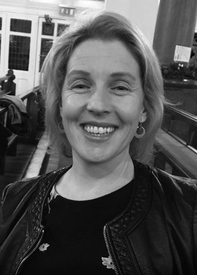 Julie O'Driscoll