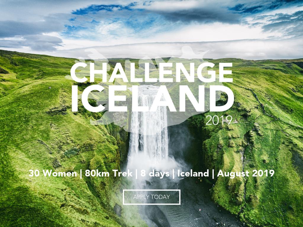 Challenge Iceland 2019