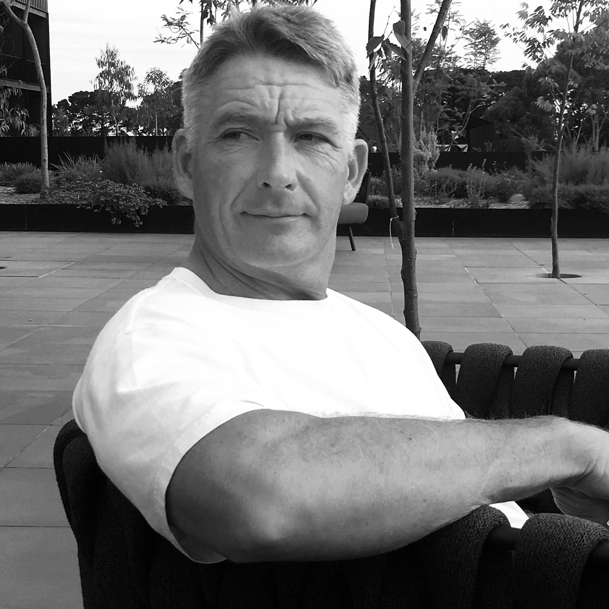 Mark Broadley