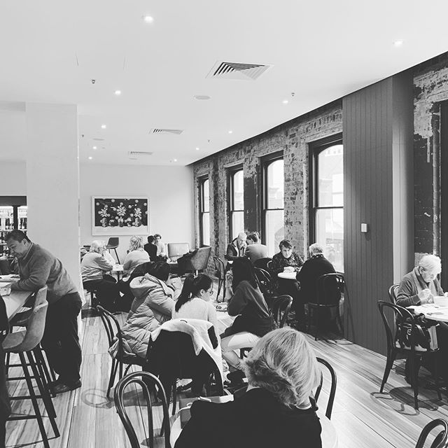 Another Friday at Johnston & Miller #theplacetobe #welovefridays #socialfridays #longlunch #hobartfoodies