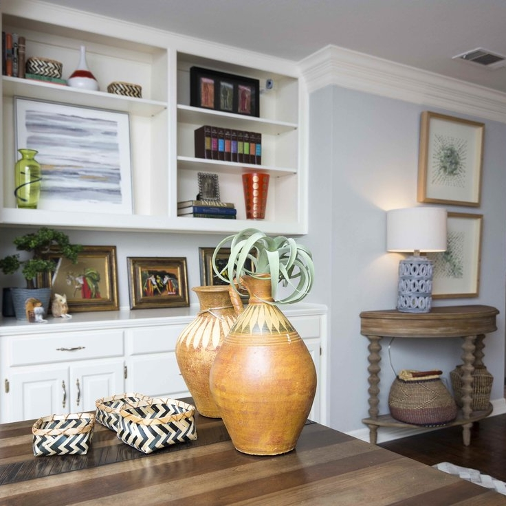 Away For The Day - Using the cherished furniture and accessories you have collected over the years, we can transform any room. We arrive with our team and begin the day by emptying the space and analyzing the room. Then we rearrange your furniture, rugs, wall art, lighting and accessories and make it look fantastic, all while you are away for the day.
