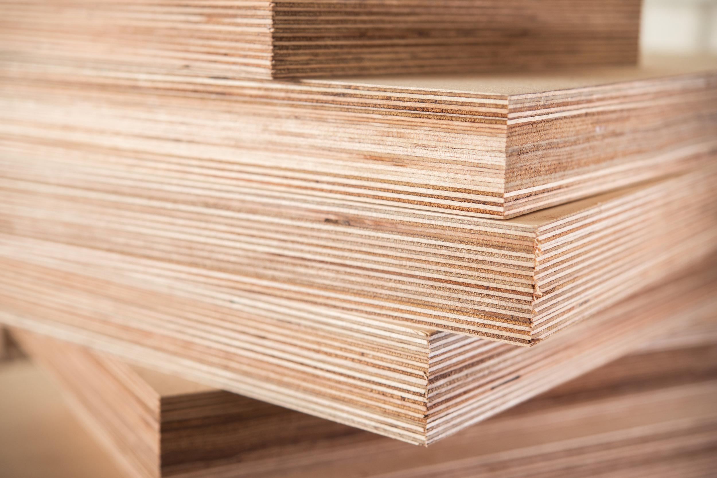 Plywood & Sheet Goods →