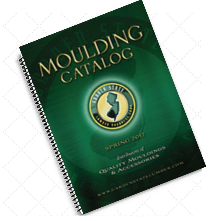 Moulding Catalog in Peekskill, NY